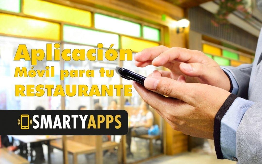 ¿Por qué debes tener una aplicación móvil para tu restaurante?